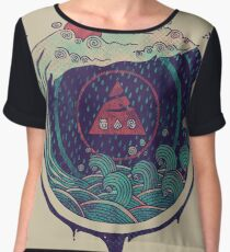 Water Women's Chiffon Top