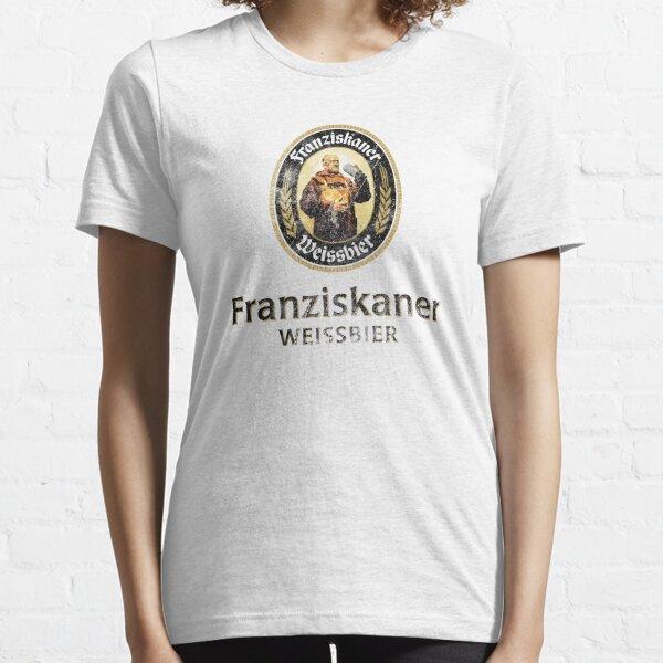 Franziskaner Weißbier Weiß Essential T-Shirt