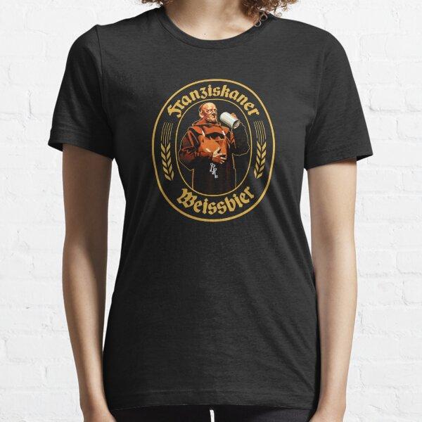 Franziskaner Brew Black Essential T-Shirt