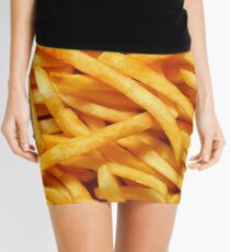 Fries Mini Skirt