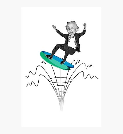 Gravity Waves Photographic Print