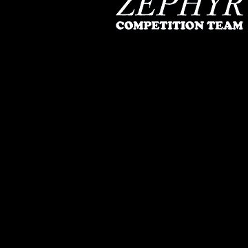 Zephyr Competition Shirt (Their First Competition) by Trebleclefecho