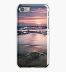 Norah rocks sunrise iPhone Case/Skin