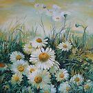 Field of flowers by Elena Oleniuc