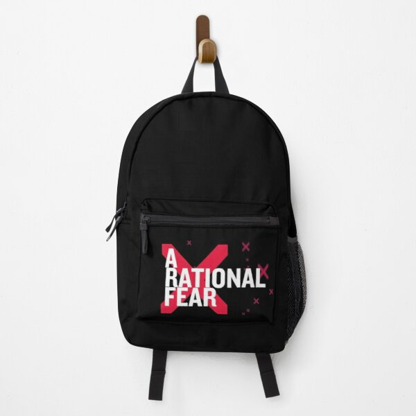 A Rational Fear Australian comedy podcast baggy bag bag Backpack