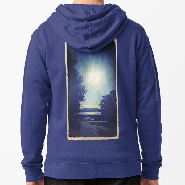 Howth view Zipped Hoodie