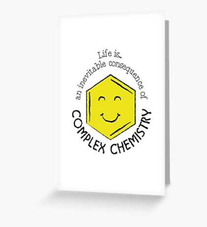 Life Is... Greeting Card