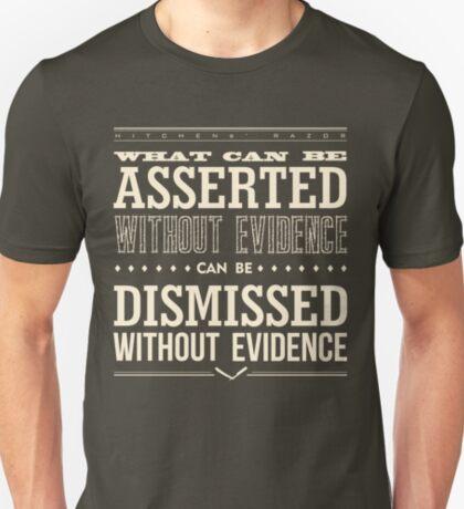 Hitchens' Razor T-Shirt