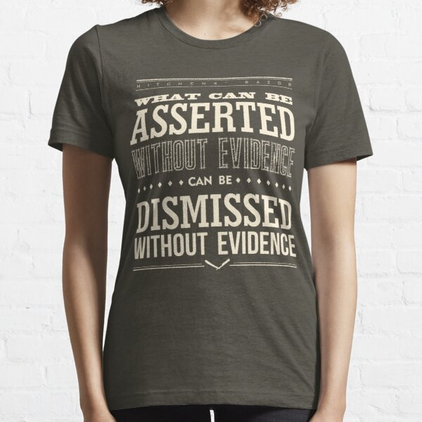 Hitchens' Razor Essential T-Shirt