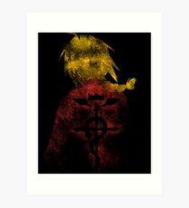 The Fullmetal Alchemist Art Print