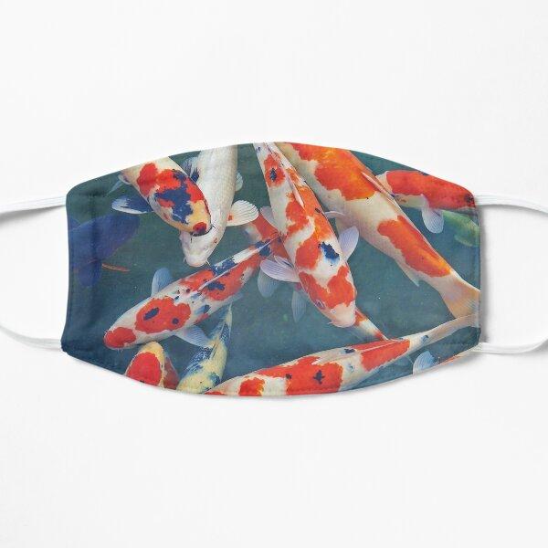Koi Carp Flat Mask