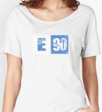 E90 Women's Relaxed Fit T-Shirt