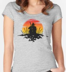 End Battle Women's Fitted Scoop T-Shirt