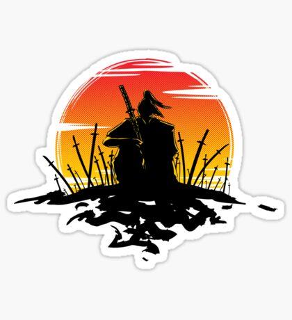End Battle Sticker