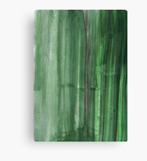 Abstract Watercolor Texture stroke  Canvas Print
