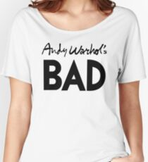 Bad (black) Women's Relaxed Fit T-Shirt