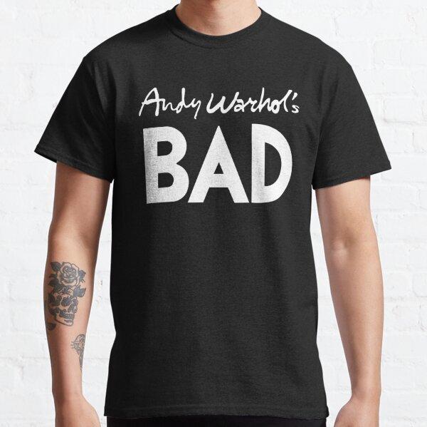 Bad (white) Classic T-Shirt