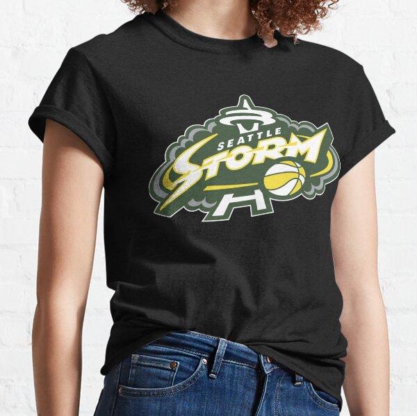 Tormenta de Seattle Camiseta clásica