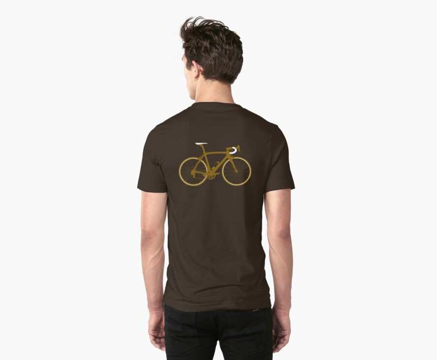Bike Gold (Big) by sher00