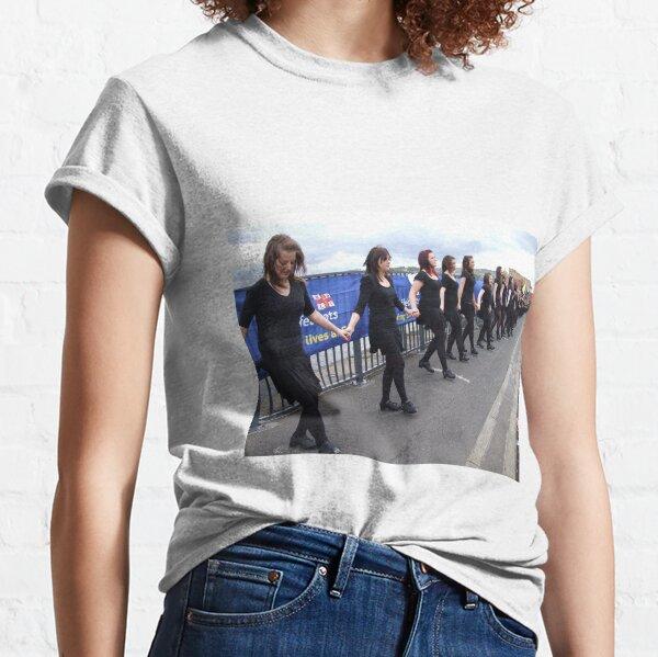 Riverdance, Derry, Ireland Classic T-Shirt