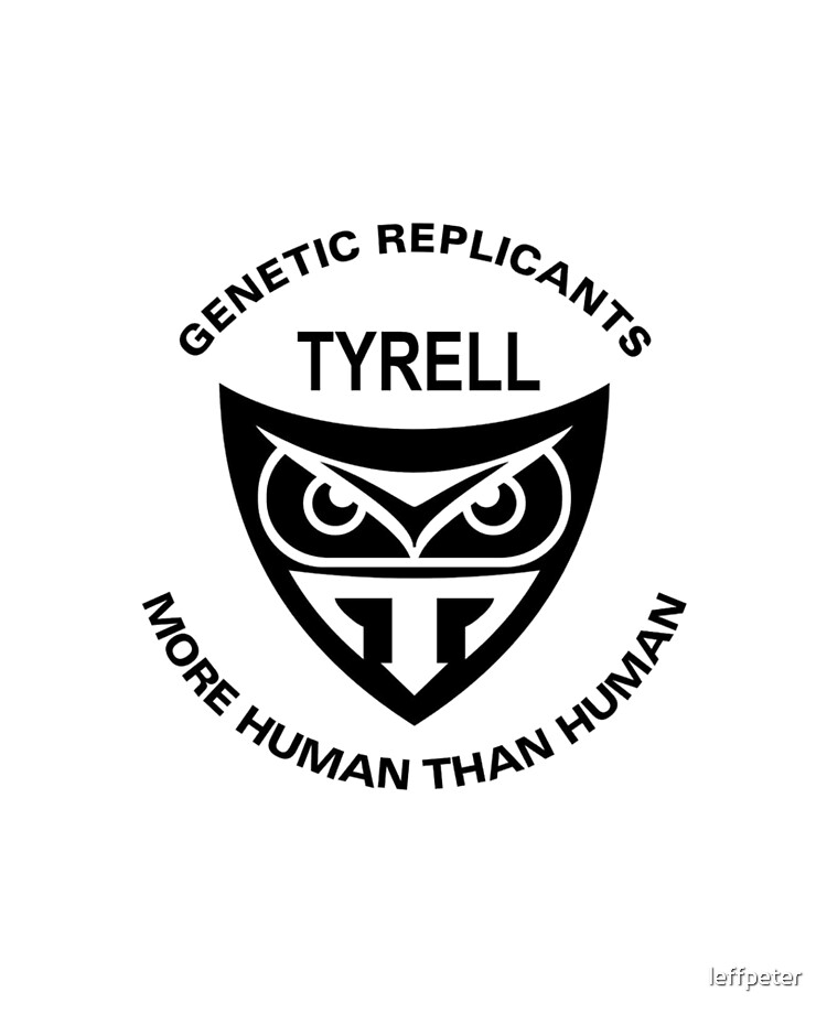 """TYRELL Logo"""" iPad Case & Skin by leffpeter 