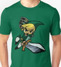 Toon Link - Changeable Color T-Shirt