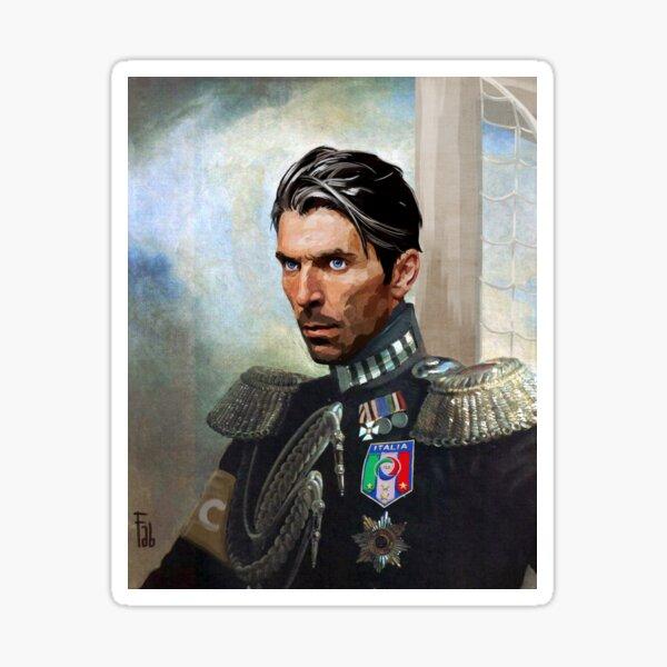 Gigi Buffon Sticker