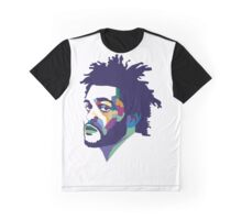 The Weeknd #HD Graphic T-Shirt