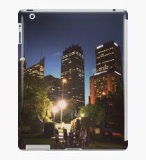 Cityscape NYE iPad Case/Skin