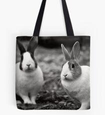 Bunny Buddies Tote Bag