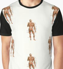 Muscles Graphic T-Shirt