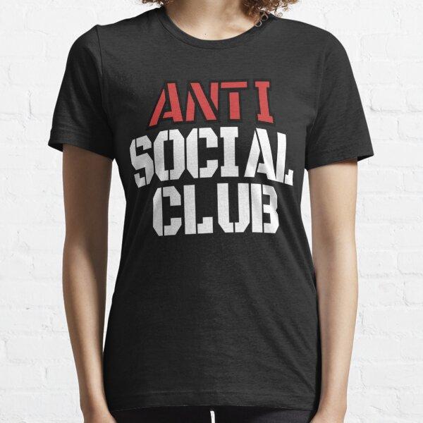 Se Désabonner-Twitter Blogger médias sociaux anti social Femme Baseball Top