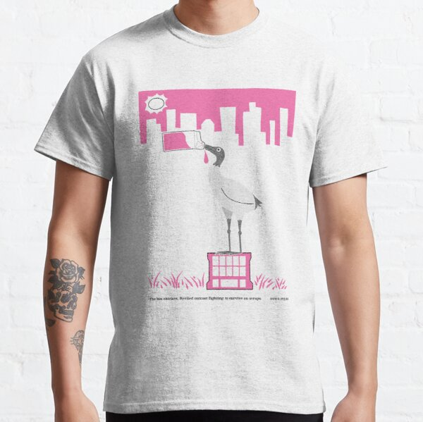 The Bin Chicken (regular price) Classic T-Shirt