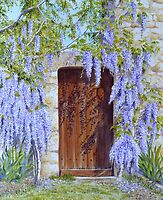 The Wisteria Gate by FranEvans