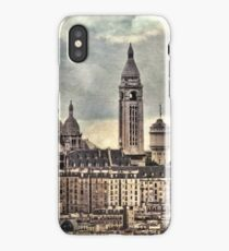 Across The Rooftops to Montmatre iPhone Case/Skin
