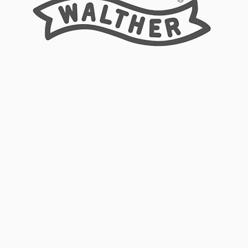 walther Logo grey by jasonwitt