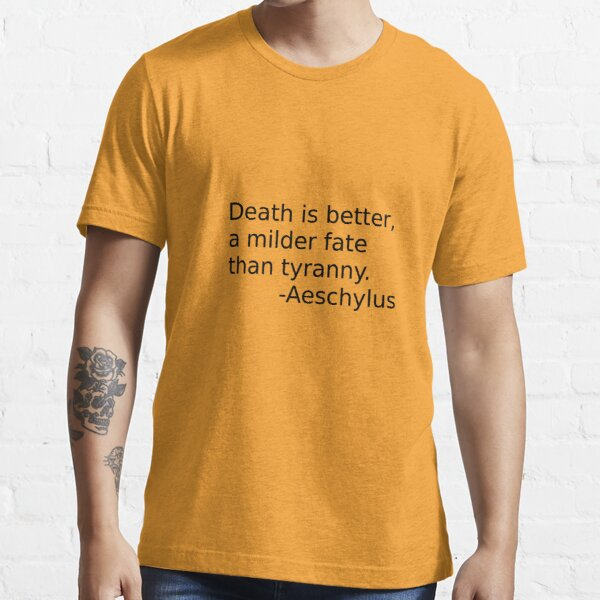 Liberty or Death Essential T-Shirt