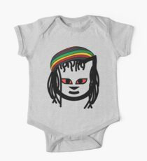 Rasta Cat Kids Clothes