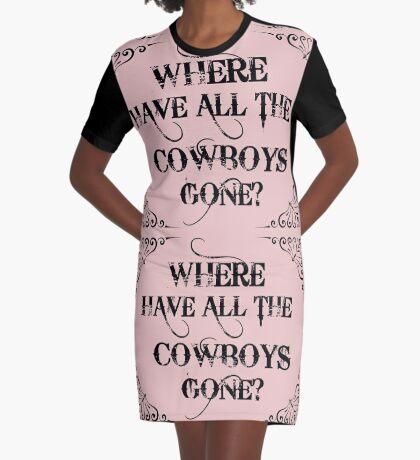 Yee-Haaa! Graphic T-Shirt Dress