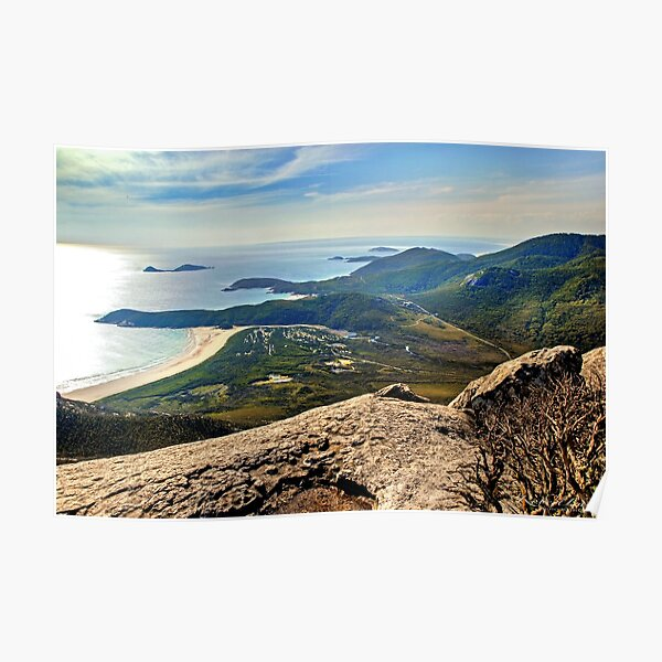 Mt Oberon Views Poster