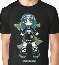 Gothic Lolita by Lolita Tequila Graphic T-Shirt