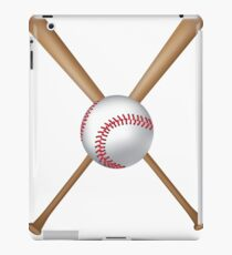 Baseball bats and baseball iPad Case/Skin