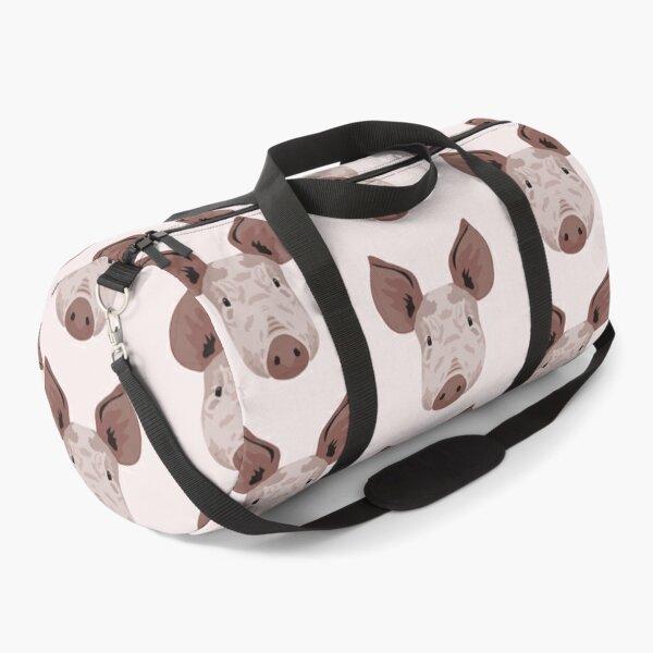 Pig Face Duffle Bag