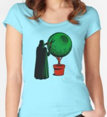 LORD VADER GARDENER Women's Fitted Scoop T-Shirt