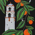 Oranges of Ojai by Guy Wann