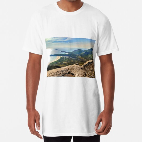 Mt Oberon Views Long T-Shirt