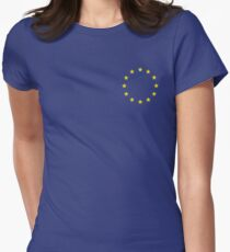 EU: Small/Badge version Women's Fitted T-Shirt