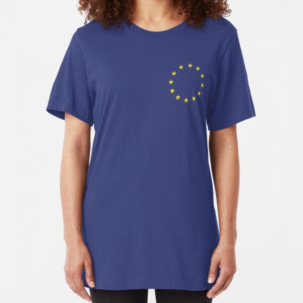 EU: Small/Badge version Slim Fit T-Shirt