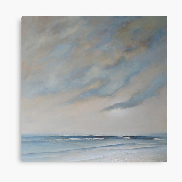 Summers's whisper Canvas Print