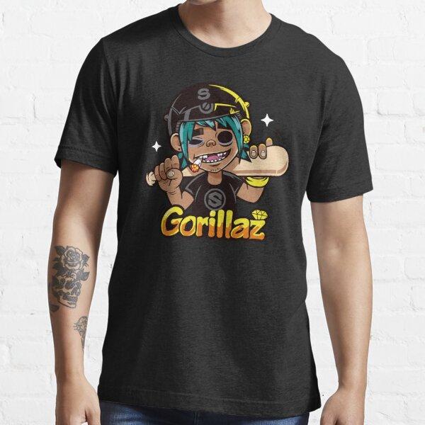 gorillaz esencial Camiseta esencial